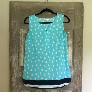 Sail boat soft material to summer wear